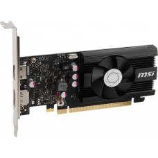 V/c 2Gb PCI-E GT1030 MSI 2GD4 LP OC 64b DDR4 1189/2100/HDMIx1/DPx1/HDCP Ret low
