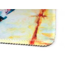 "Коврик для мышки GEMBIRD MP-ART1, рисунок- ""ART1"", размеры 220*180*1мм, ткань+резина"