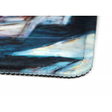 "Коврик для мышки GEMBIRD MP-ART2, рисунок- ""ART2"", размеры 220*180*1мм, ткань+резина"