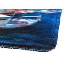 "Коврик для мышки GEMBIRD MP-ART3, рисунок- ""ART3"", размеры 220*180*1мм, ткань+резина"