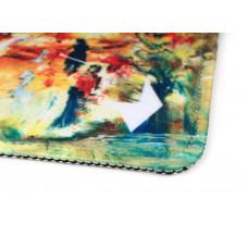 "Коврик для мышки GEMBIRD MP-ART5, рисунок- ""ART5"", размеры 220*180*1мм, ткань+резина"