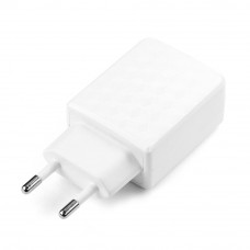 Адаптер питания 220 В - USB Cablexpert <MP3A-PC-05> USB 1 порт, 2A, белый