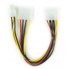 Разветвитель питания Molex --> Molex + ATX 4 pin Cablexpert CC-PSU-4