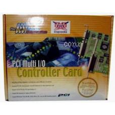 Контроллер PCI, Multi I/O, 2xLPT25F FG-PIO9815-2P-O1-CT01