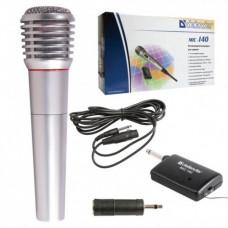 Микрофон Defender <MIC-140> динамический беспроводной