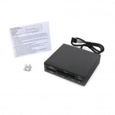 "Card Reader Int.3.5"" <ivory> Gembird FDI2-ALLIN1"