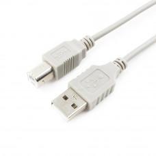 Кабель USB 2.0 A-->B, 1.8м <CC-USB2-AMBM-6>