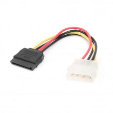 Разветвитель питания Molex --> SATA Cablexpert CC-SATA-PS