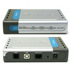 Модем D-Link <DSL-562T> со сплиттером 1 LAN, 1 ADSL, 1 USB Annex B