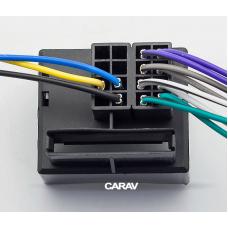 ISO-переходник Carav 12-024 MERCEDES с 2004г.,OPEL Astra, Corsa с 2003.,Vectra с 2004г