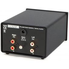 Фонокорректор Pro-ject Phono Box DS+ Black
