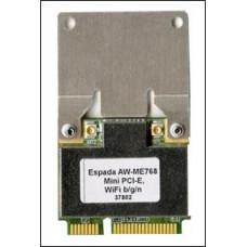 Адаптер Espada <AW-ME768> Mini PCI-E WiFi b/g/n