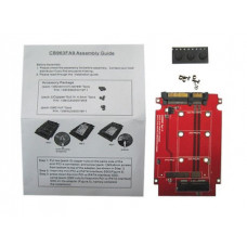 Адаптер miniPCI-Ex --> SATA Espada <CB963FA9>  w/o BOX