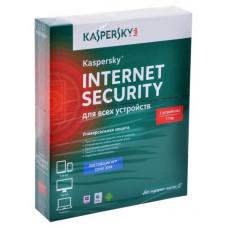 ПО Антивирус Касперского Internet Security Multi-Device Russian Ed. 2-Device 1year, BASE Box KL1941R
