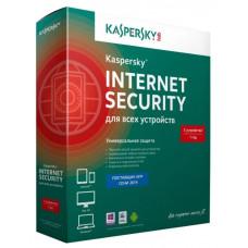 ПО Антивирус Касперского Internet Security Multi-Device Russian Ed. 3-Device 1year, BASE Box KL1941R