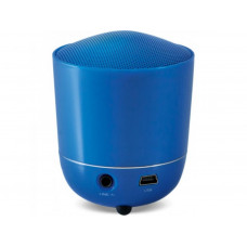 Колонки Defender 1.0 HiT S2 Blue — 2 Вт, синий