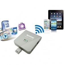 Card Reader Ext. Apotop DW17 Wi-Fi SD/USB флеш карты и диски/ RJ45, аккум. до 7 часов