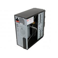 """Корпус 3Cott 3C-ATX110GB """"Gladiator"""" для игрового компьютера, ATX, блок питания 500 Вт, выходы USB 2"""