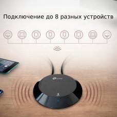 Мультимедиа адаптер TP-Link HA100 музыкальный Bluetooth-ресивер