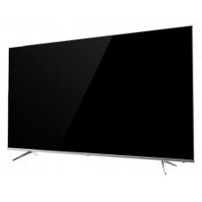 """TV LED TCL 50"""" L50P6US Metal серебристый/Ultra HD/60Hz/DVB-T/DVB-T2/DVB-C/DVB-S/DVB-S2/USB/Wi"""