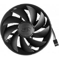 CPU Fan universal Soc1151/AMD Deepcool <GAMMA HUNTER> 3-pin 21dB Al 95W