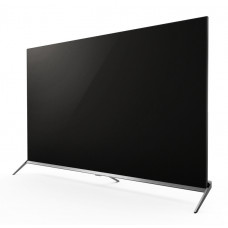 "Телевизор 55"" TCL L55P8SUS стальной/Ultra HD/60Hz/DVB-T2/DVB-C/DVB-S2/USB/WiFi/Smart TV)"
