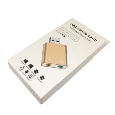 Зв. карта USB Espada PAAU005