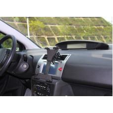 "Автомобильный кронштейн для смартфона/планшета TA-CHAVT-01, на дефлектор, до 10"""