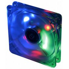 Вентилятор в корпус 120*120*25  Titan TFD-12025GT12Z/LD1 3-pin 16dB 166gr LED