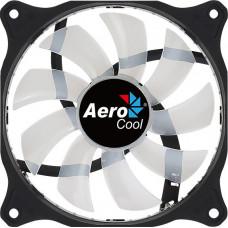 Вентилятор в корпус 120*120*25 Aerocool Cosmo 12 ,  4-pin(Molex)24dB 160gr LED