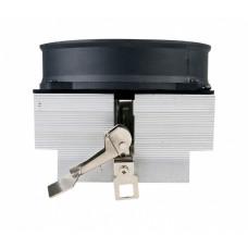 CPU Fan Soc AM4  Titan DC-K8N925B/R 3-pin 23dB Al 95W 307gr