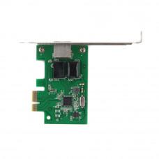 Сетевая карта PCI-E Gembird NIC-GX1 10/100/1000Мбит/с