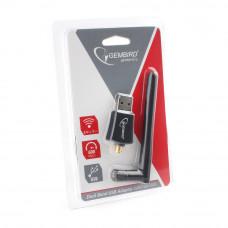 Адаптер Gembird <WNP-UA-009> 600 Мбит, USB, 802.11b/g/n/ac/а
