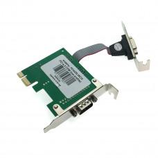 Контроллер PCI-Ex1, Multi I/O, 2xCOM9M Espada <PCIe2SLWCH> low profile OEM