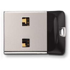 Флэш-диск 16 GB Sandisk Cruzer Fit <SDCZ33-016G-G35> USB 2.0
