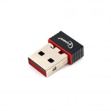 Адаптер Gembird <WNP-UA-007> 150 Мбит, USB, 802.11b/g/n
