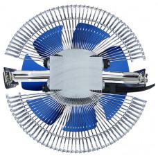 CPU Fan Soc1151 Aerocool <Verkho I> 4-pin 12-30dB Al 90W 190gr