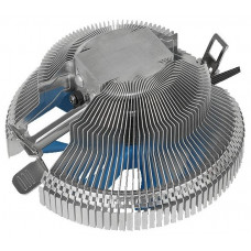 CPU Fan SocAM4 Aerocool Verkho A  4-pin 11-29dB Al 100W 230gr